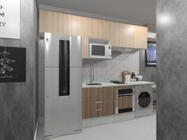 Studio altto Vila Madalena - Foto 6