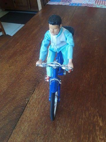 Brinquedo Ciclista.  - Foto 2