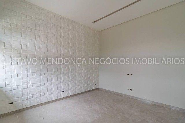 Linda casa nova no bairro Rita Vieira 1 - Alto padrão de acabamento e em excelente localiz - Foto 7