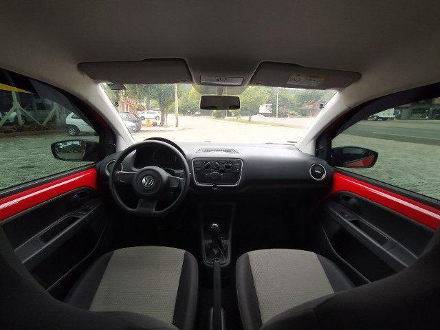 Volkswagen Up! 1.0 12v E-Flex take up! 4p 2017 - Foto 10