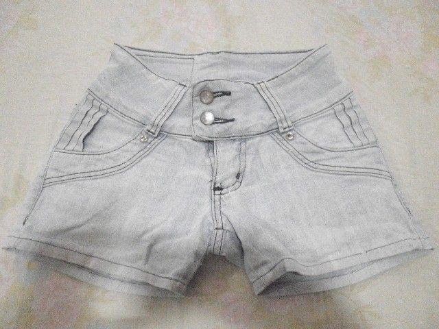 Short Jeans - Tamanho 34 - Foto 6