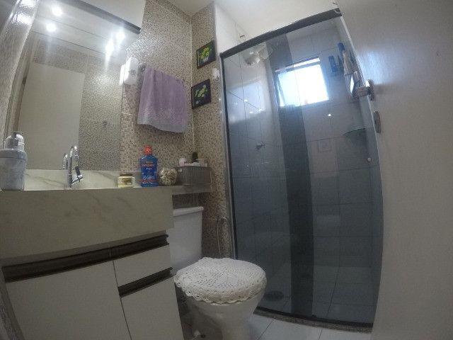 Vendo apartamento no condomínio Itacaré na Praia da Baleia / 2 quartos com varanda - Foto 6