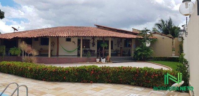 Casa com 5 dormitórios à venda, 1000 m² por R$ 2.500.000,00 - Fátima - Teresina/PI