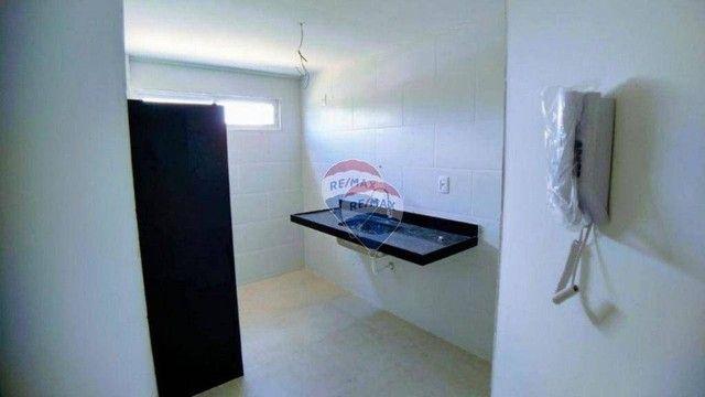 Apartamento com 3 dormitórios à venda, 101 m² por R$ 445.817,00 - Carapibus - Conde/PB - Foto 10