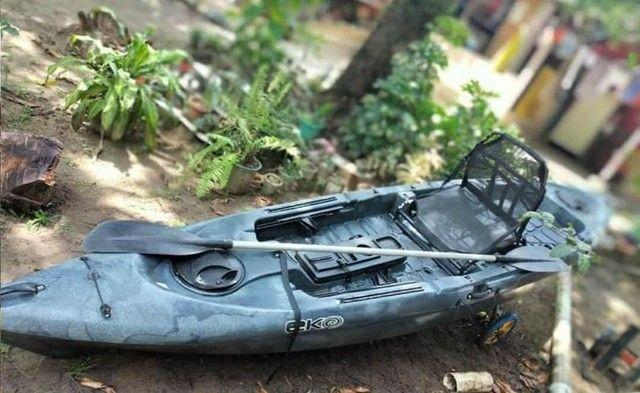 Caiaque caiman 125 estado de novo - Foto 3