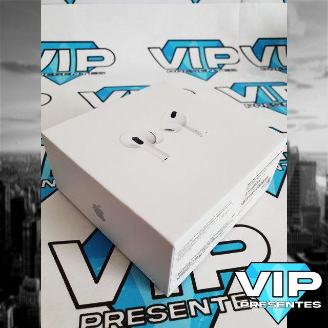 Airpods Pro! 1:1 Perfeito e melhor preço do site!