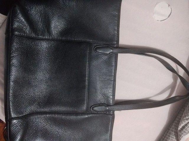 Bolsa de couro da Arezzo ...(MUITO BARATO). - Foto 3