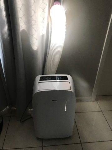 Ar condicionado portátil 11.000 Btus quente e frio. - Foto 5
