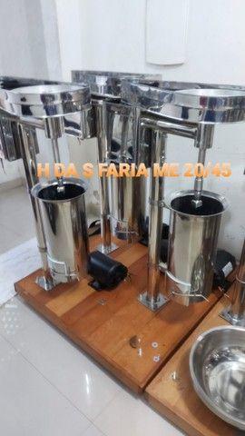 H Da S Faria ME Fabrica de maquinas em aço inox Açai. - Foto 3