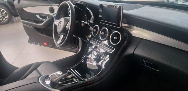 Mercedes-Benz C 180 Avantgarde FlexFuel 2018 - Foto 19