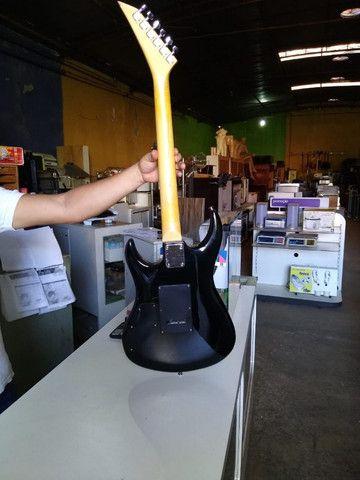 Guitarra braço empenado - Foto 2