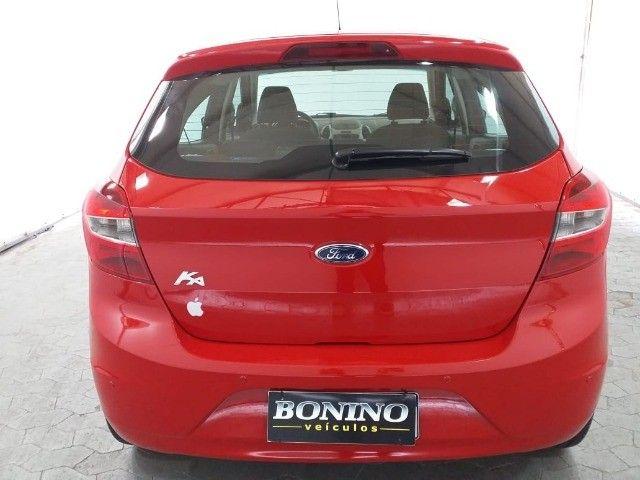 Ford KA 1.0 SE 2018 único dono - Foto 5