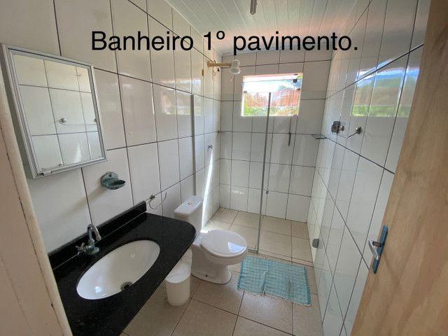 Casa com piscina e três quartos em Ilhéus-Olivença-BA - Carnaval R$ 2500,00 pacote - Foto 5