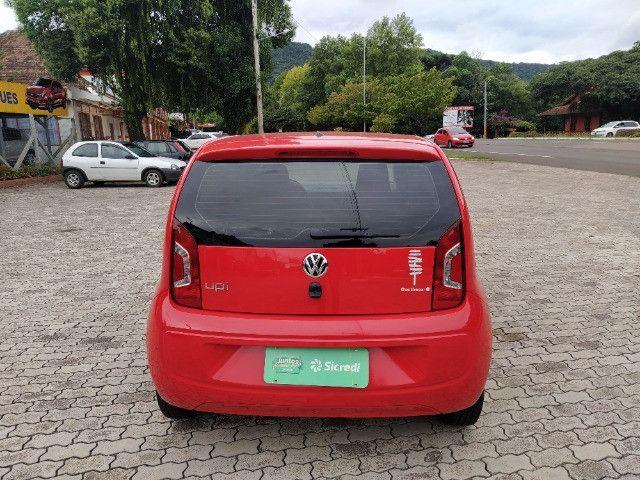 Volkswagen Up! 1.0 12v E-Flex take up! 4p 2017 - Foto 6