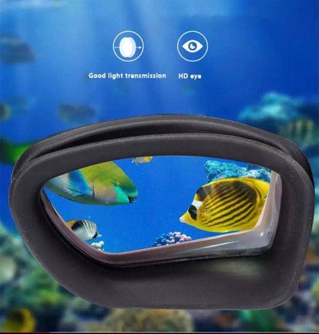 Óculos De natação Profissional com tampões de ouvido e Nariz - Foto 2