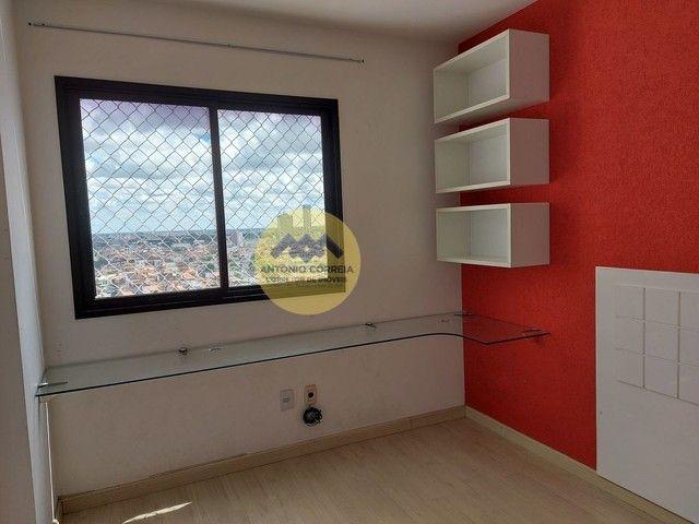 Apartamento a venda com 04 quartos, sendo 03 suítes, 02 vagas de garagem, Ponto Central, F - Foto 9
