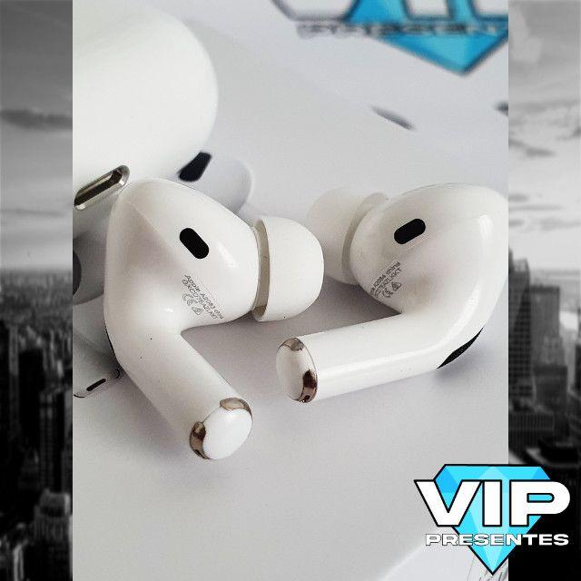 Airpods Pro! 1:1 Perfeito e melhor preço do site! - Foto 6