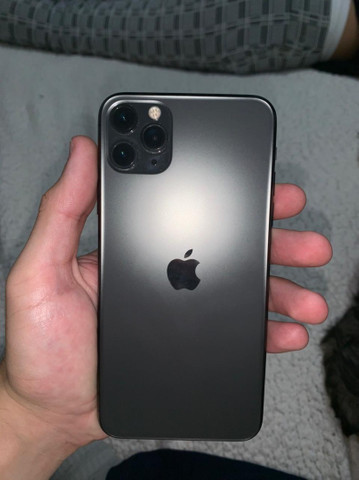 iPhone 11 Pro max space gray  - Foto 3
