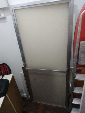 Porta Box alumínio - Foto 2