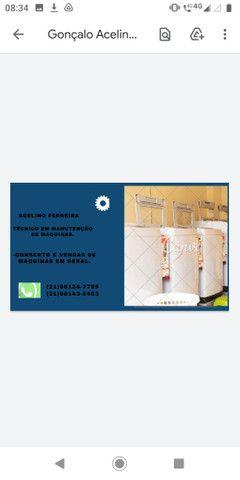 Técnico em máquinas de lavar - Foto 2