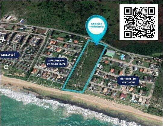 GN- Lançamento beira mar Muro Alto, 2 suítes com rooftop e piscina privativa - Foto 3