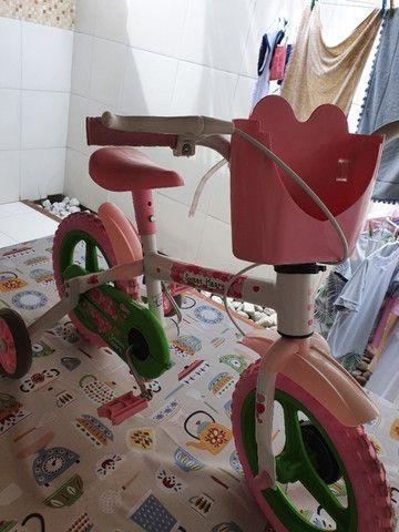 Bicicleta de Menina- Aro 12 - Foto 2