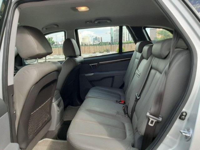 Hyundai Santa Fe GLS 3.5 2011 - R$46.447 - Foto 8