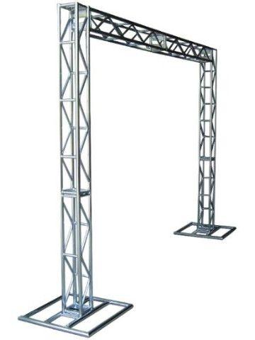 Grid q20 boxtruss - backdrop e estruturas para locação - Foto 3