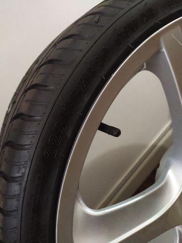 Rodas aro 20 com pneus novos!!! - Foto 6