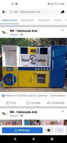 Cozinha infantil.  - Foto 4