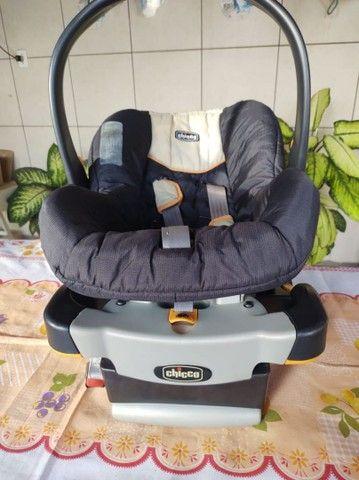 Bebê conforto - Chicco - keyfit - Foto 2