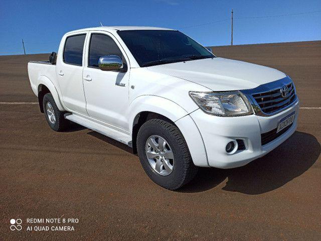 Toyota Hilux 2015 - Foto 8