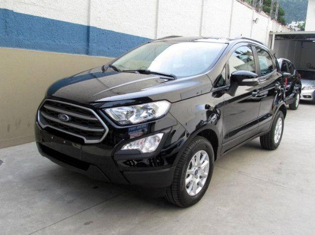 Ford Ecosport 1.5 Se Automática 17.000 Km Ipva 2021 Pago - Foto 3