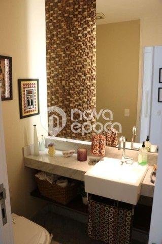 Apartamento à venda com 4 dormitórios em Laranjeiras, Rio de janeiro cod:FL4AP54682 - Foto 17