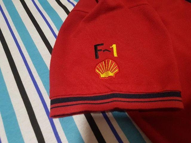 Camisa Polo Ferrari P - Foto 4