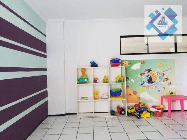 Apartamento com 3 dormitórios à venda, 90 m² por R$ 490.000 - Vila União - Fortaleza/CE - Foto 10