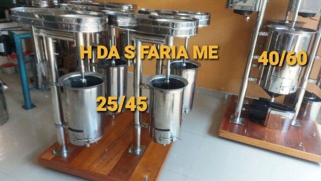 H Da S Faria ME Fabrica de maquinas em aço inox Açai. - Foto 6