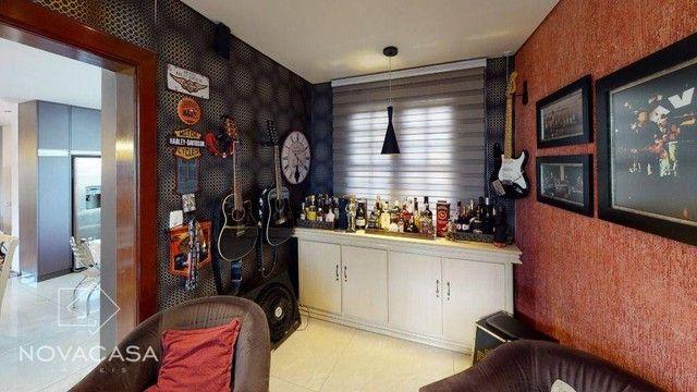 Casa com 4 dormitórios à venda, 400 m² por R$ 1.590.000 - Dona Clara - Belo Horizonte/MG - Foto 6
