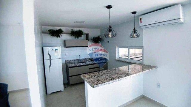 Apartamento com 3 dormitórios à venda, 101 m² por R$ 445.817,00 - Carapibus - Conde/PB - Foto 7