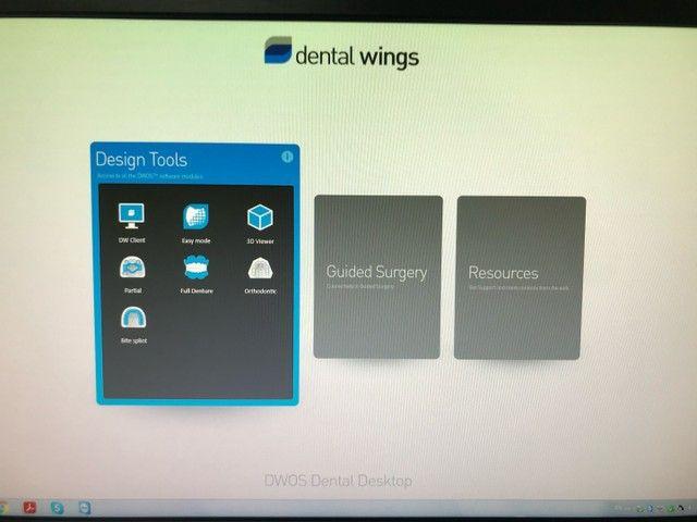 Scanner Odontologico Cad cam com impressora 3D - Foto 5
