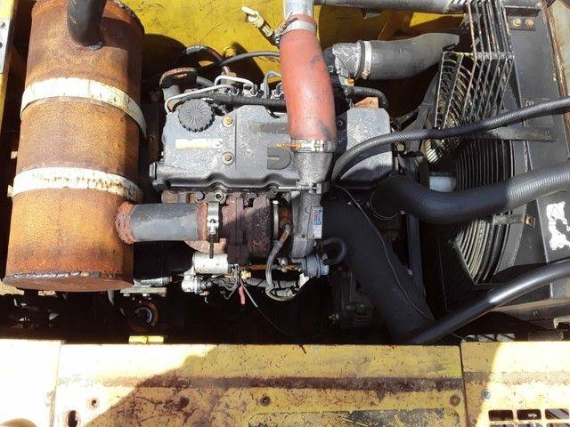 Escavadeira YUCHAI 135 motor cummis  - Foto 5