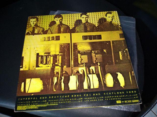 LP Vinil Kraftwerk - Foto 3