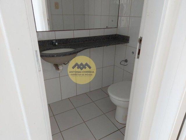 Apartamento a venda com 04 quartos, sendo 03 suítes, 02 vagas de garagem, Ponto Central, F - Foto 5