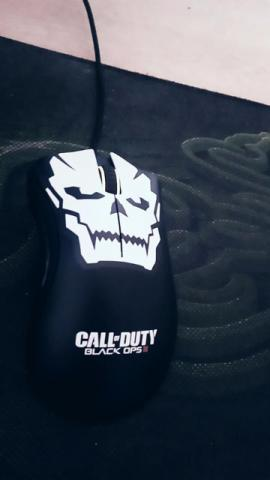 Mouse razer Call Of Duty Black Ops