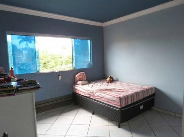 Samuel Pereira oferece: Casa 4 Quartos 2 Suites Sobradinho Piscina Churrasqueira Sauna - Foto 19