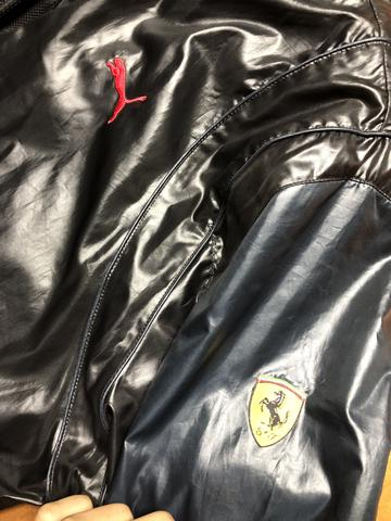 Casaco Puma x Scuderia Ferrari