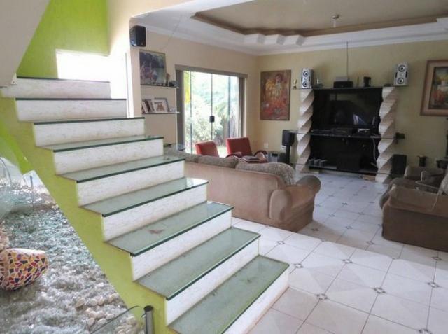 Samuel Pereira oferece: Casa 4 Quartos 2 Suites Sobradinho Piscina Churrasqueira Sauna - Foto 7
