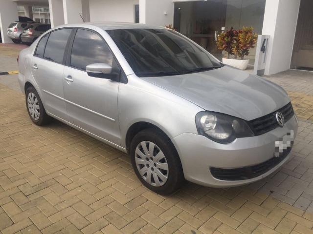 Vw Volkswagen Polo Sed Comfort I Motion 1 6 T Flex 4p 2012