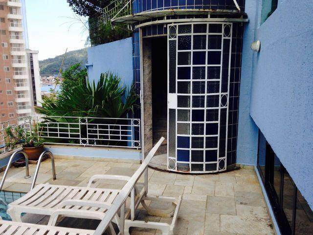 Cobertura triplex na Ponta da Praia. magnífica vista - Foto 3