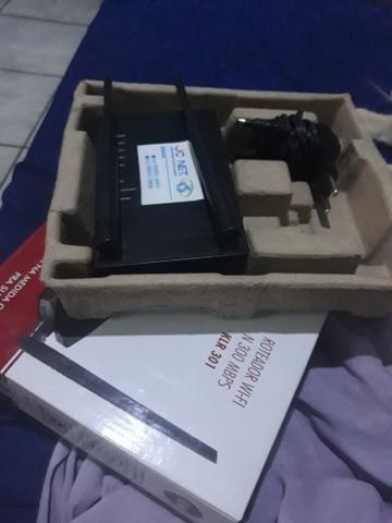 Roteador/Repetidor Wifi